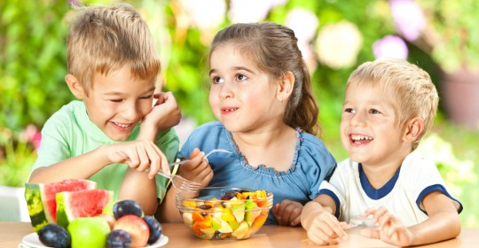 Healthy School Snacks for Children